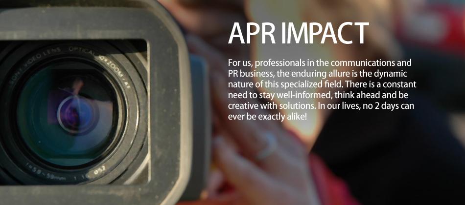 APR Impact