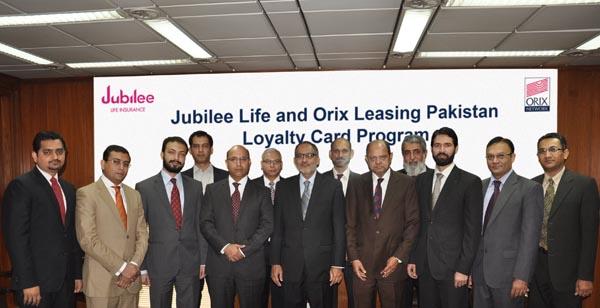 jubilee Life - Orix