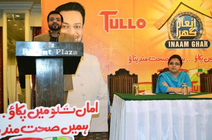 E.Tallu designate brand ambassador pr