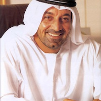 Sheikh Ahmed bin Saeed Al Maktoum - Chairman & Chief Executive Emirates Airline...