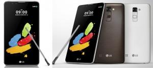 LG Stylus 2 B