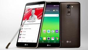 LG Stylus2 DAB plus