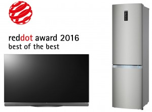 LG win 32 awards