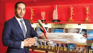 Emirates appoint Mr.-Jabr-Al-Azeeby-VP,Pakistan