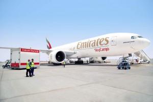 Emirates SkyCargo Boeing 777F Freighter